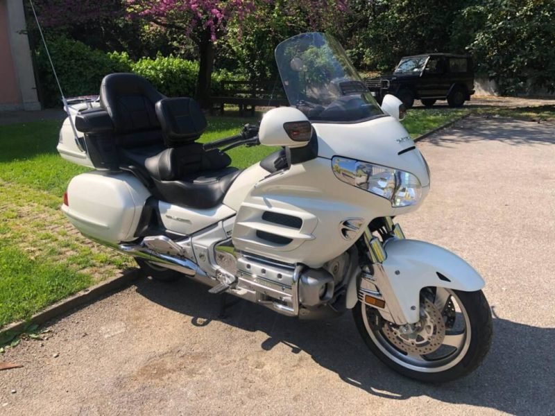 Prova Goldwing 1.8